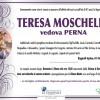 Teresa Moschella, vedova Perna
