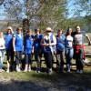 Turisti statunitensi e australiani in visita a Bagnoli e Laceno