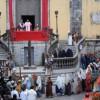 La tradizionale Via Crucis