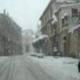 Nevicata a Bagnoli del 06 03 2009 - Via Roma e Piazza Di Capua