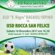 Il Rocca San Felice vince il big match con il Bagnoli