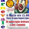 Carnevale 2011 a Bagnoli Irpino: l'8 marzo ore 15,00 in Piazza Di Capua