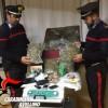 Maxi sequestro di droga da parte dei Carabinieri di Bagnoli Irpino