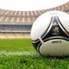 Europei di calcio 2012 - Maxi schermo a Bagnoli Irpino