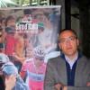 Eusebio Marano, il promotore dell'evento GIRO a Laceno