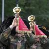 Raduno Regionale dei Bersaglieri e Festa per i 150 anni dell'Unità d'Italia