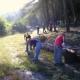 Laceno - Al via la terza Festa del lavoratore forestale