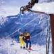 Laceno, boom di visitatori e primo dell'anno sugli sci