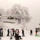 Laceno, sciare low cost e soprattutto in un'atmosfera alpina
