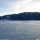 Coltre di neve e ghiaccio sul Laceno