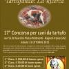 Sagra 2015 - Tartufando, Re tartufo e Regina castagna