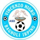 Campionato di 2ª Categoria: A.S.D. V.Nigro Bagnoli-Prata P.U. 1-1
