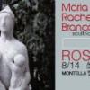 """""""ROSSO"""", la mostra di scultura di Maria Rachele Branca"""