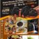 Il 29-30-31 ottobre Mostra-Mercato del Tartufo nero & Sagra della Castagna