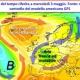 Piogge per il nord-Italia. Stabilità per il meridione