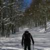 Giovane sciatore al Laceno salvato dal Soccorso Alpino