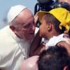 Migranti: l'appello di Luciano Arciuolo a Papa Francesco