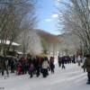 Week end sugli sci. Al Laceno circa un metro di neve