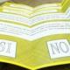 Referendum, a Bagnoli il No al 51% il SI al 49%