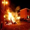E' spettacolo a Nusco con la Notte dei Falò