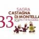 Al via la 33esima Sagra della Castagna IGP di Montella