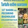 Mostra Mercato del tartufo ESTIVO e Sagra del Pecorino Bagnolese