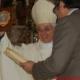 Bagnoli, l'abbraccio tra Chieffo e Alfano: che la Maronna t'accumpagni p' sempu...