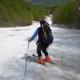 Primo maggio 2013: Sci Alpinismo al Monte Raiamagra (Laceno)