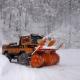 Per l'emergenza neve Bagnoli chiede alla Regione 63mila euro