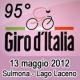Le strade interessate dal passaggio del Giro d'Italia – Appuntamenti TV