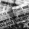 1980-2014 – Anniversario del terremoto dell' Irpinia
