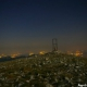 Agosto 2012 - Tramonto, notte ed alba dal Monte Cervialto