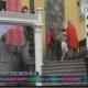 La presentazione in TV della VII edizione della Via Crucis a Bagnoli