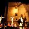 La rappresentazione della Passione di Cristo