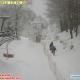 Meteo - Generale inverno è arrivato: a Laceno 60 cm di neve in vetta