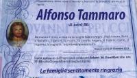 Alfonso Tammaro (Scandicci – Firenze)