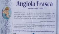 Angiola Frasca, vedova Preziuso