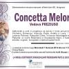 Concetta Meloro, vedova Preziuso