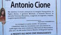 Antonio Cione (Laviano)