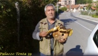 Bagnoli, trovato porcino di 1,7 kg