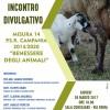 """Incontro divulgativo """"Benessere degli animali"""" (Misura 14 PSR Campania)"""