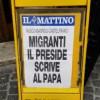 Il preside Arciuolo: «In classe i bimbi migranti per la rinascita»