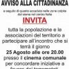 Le associazioni di Bagnoli si mobilitano per i terremotati del centro Italia