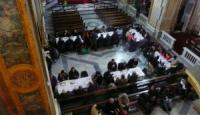 Volontariato e solidarietà: gli alunni del M.Lenzi e PT39 «ai tavoli» di don Pietro Sigurani