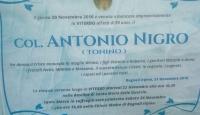 Col. Antonio Nigro (Tonino) – Viterbo