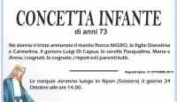 Concetta Infante (Nyon – Svizzera)