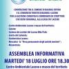 Consorzio TuristIco Bagnoli-Laceno: assemblea informativa il 18 luglio
