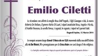 Emilio Ciletti