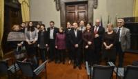 Il bagnolese Ermenegildo Parenti premiato a Perugia con una borsa di studio