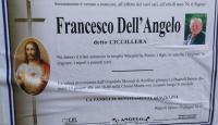 """Francesco Dell'Angelo, detto """"Ciccillera"""""""